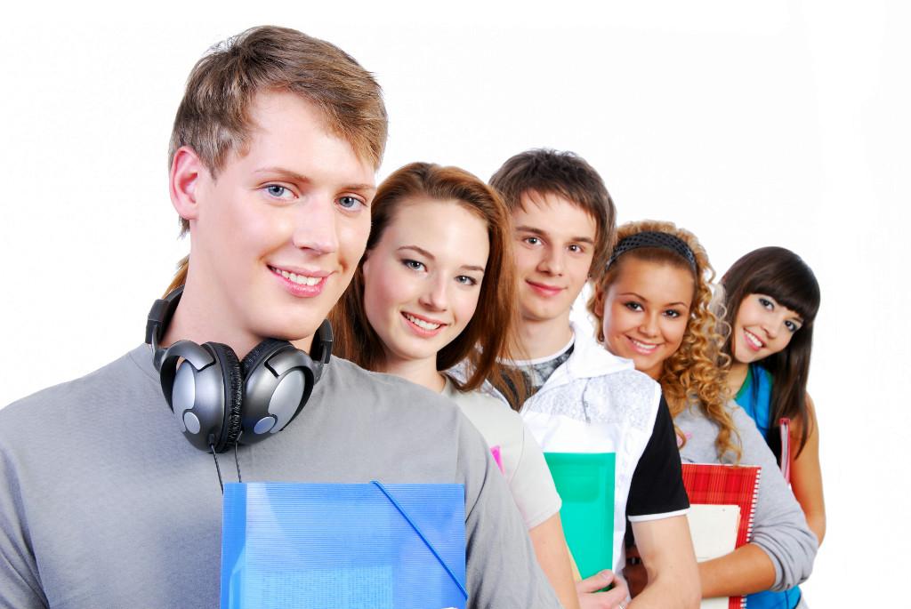 Студенты молодые фото 44865 фотография